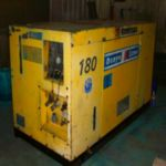 DENYO 180 Used AirCompressor